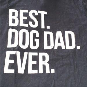 "GILDAN ""Best Dog Dad Ever"" T-Shirt"